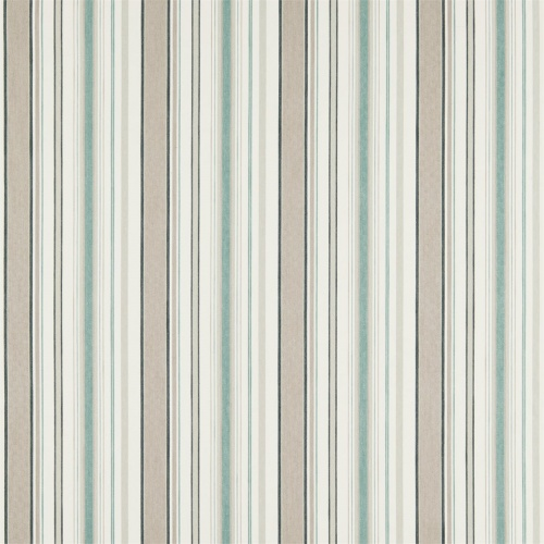 Sanderson Home Dobby Stripe Winter Rocket Curtain Fabric 235899