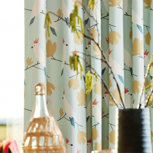 Scion Love Birds Candy Fabric 120888