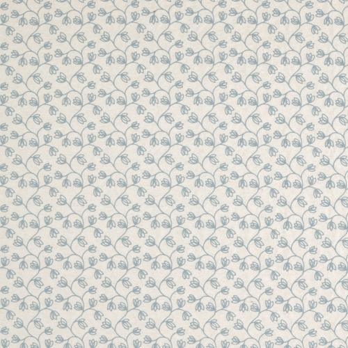 Sanderson Ingleton Trail Teal Fabric 236277