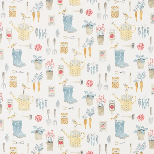 Sanderson Home The Gardener Dijon Fabric 226347