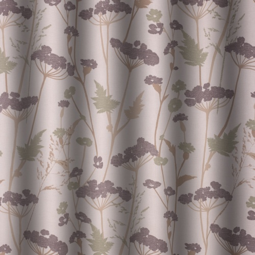 Gordon Smith Parsley Grey Fabric 5.5m Remnant