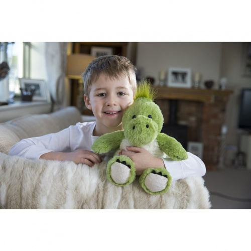 Warmies Plush Dinosaur Heatable Toy