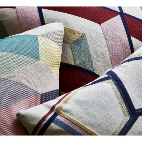 Prestigious Tetris Tabasco Fabric 3793/182