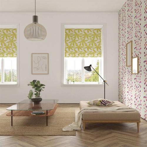 Scion Pala Lime Fabric 133116
