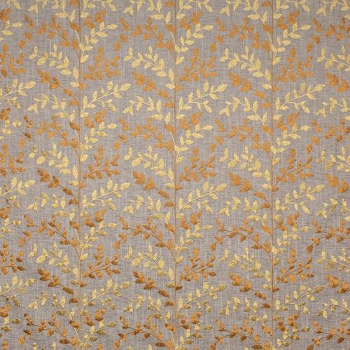 Fibre Naturelle Zoe Bronze / Tortilla Curtain Fabric ZOE/04