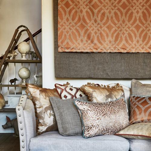 Prestigious Serengeti Sahara Fabric 3868/549
