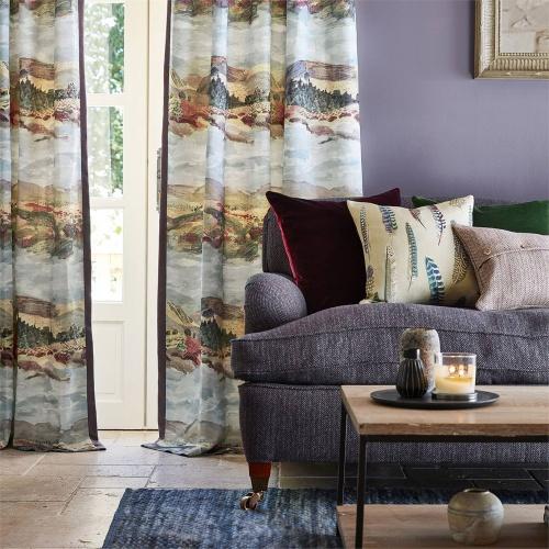 Sanderson Hector Fig Fabric 236753