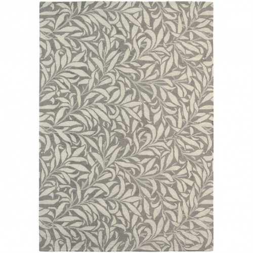 Morris & Co Willow Bough Mole Rug 28304