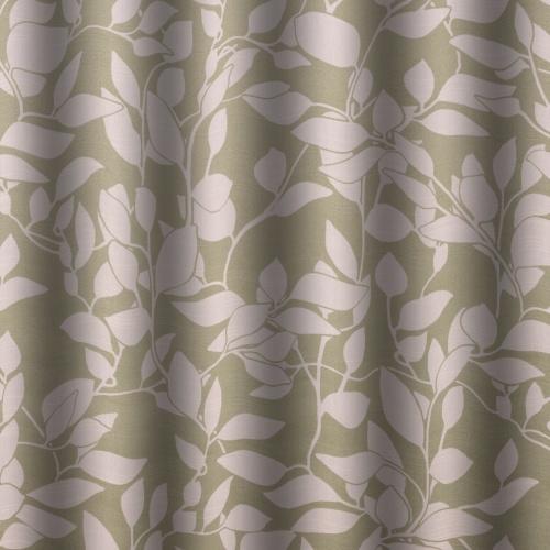Gordon Smith Trail Soft Green Curtain Fabric