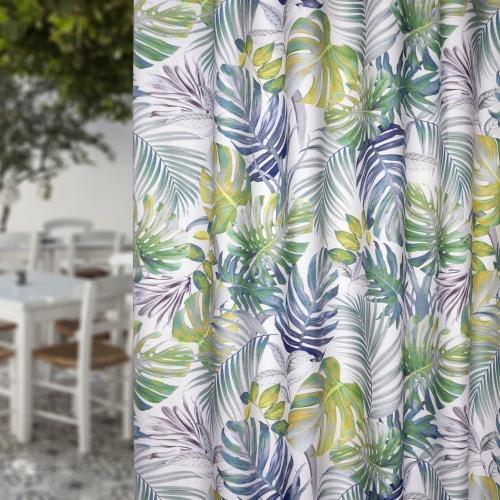 Fibre Naturelle Panama Portobelo Fabric PANA/03