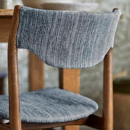Sanderson Spindlestone Denim Fabric 236580