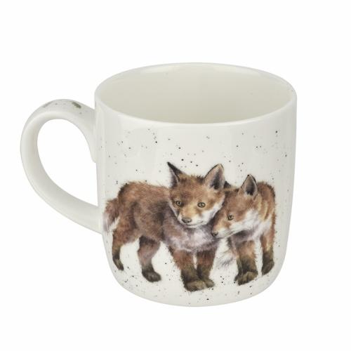 Born to be Wild Wrendale Mug