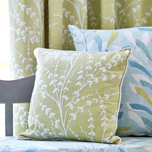 Sanderson Home Armeria Trail Lichen Fabric 236675