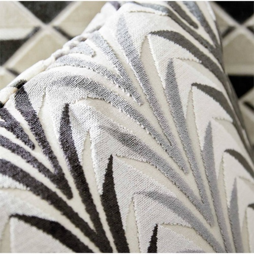 Harlequin Velika Brass/Ebony/Glacier Fabric 132965