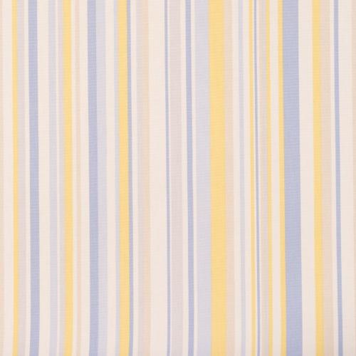 Gordon Smith Funky Stripe Yellow Curtain Fabric