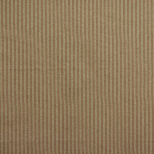 Gordon Smith Linen Look Stripe Pink Fabric