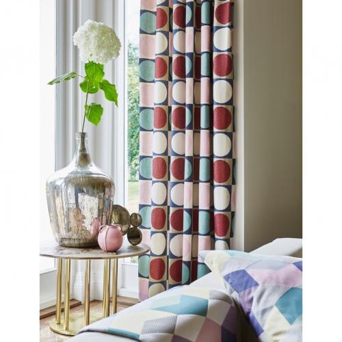 Prestigious Domino Auburn Fabric 8683/337