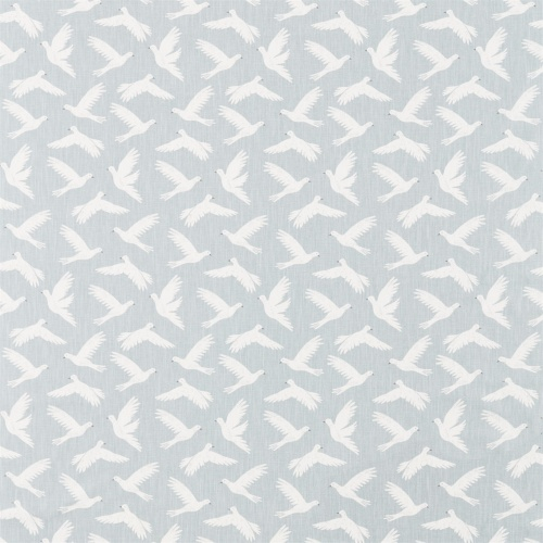 Sanderson Home Paper Doves Mineral Fabric 226353