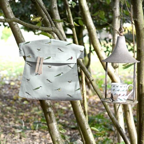 Sophie Allport  Peg Bag Garden Birds