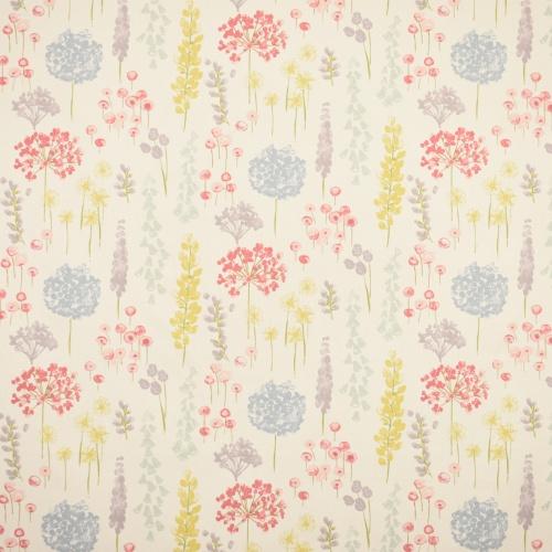 Gordon Smith Herbacious Multi Curtain Fabric