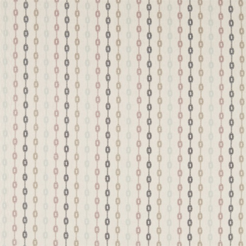 Sanderson Home Shaker Stripe Mineral Curtain Fabric 235888