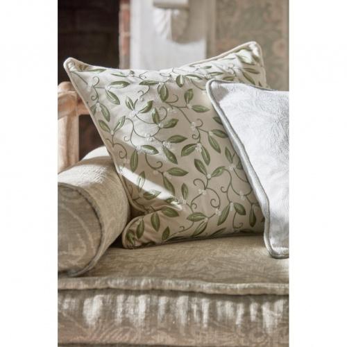 Morris & Co Mistletoe Embroidery Artichoke Fabric 236816