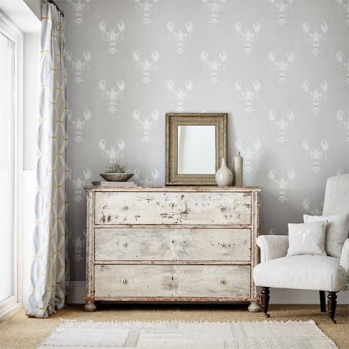 Sanderson Home Hemsby Lichen Fabric 236667