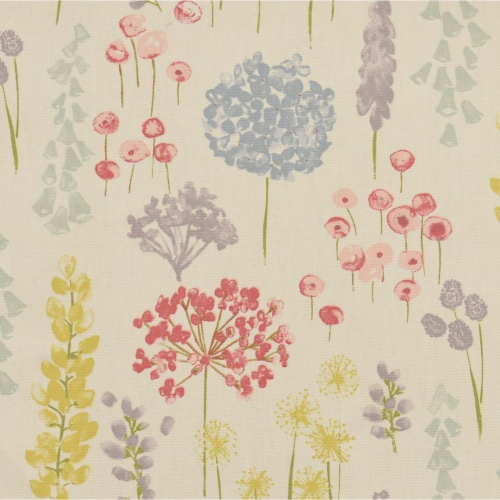 Gordon Smith Herbacious Multi Curtain Fabric