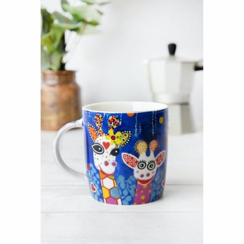 Maxwell & Williams Mr Gee Family Mug & Coaster Set