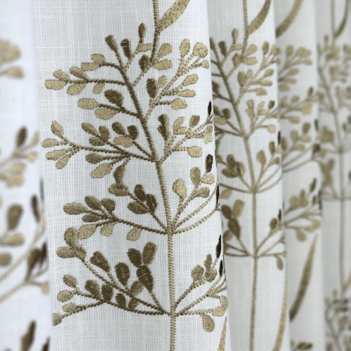 Fibre Naturelle Beaulieu Desert Wind Curtain Fabric BEU/02