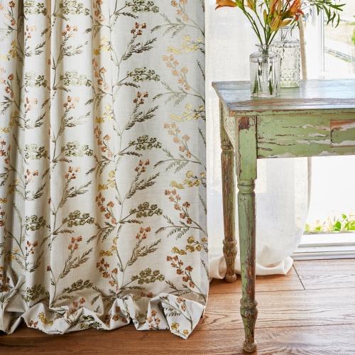 Prestigious Evangaline Verdigris Fabric 3788/659