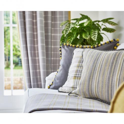 Prestigious Boston Lilac Fabric 3814/804