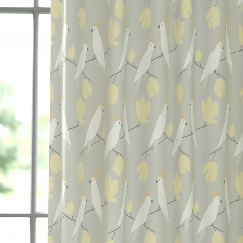 Scion Love Birds Willow Fabric 120896