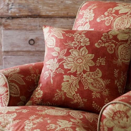 Sanderson Lyon Russet Fabric 223972
