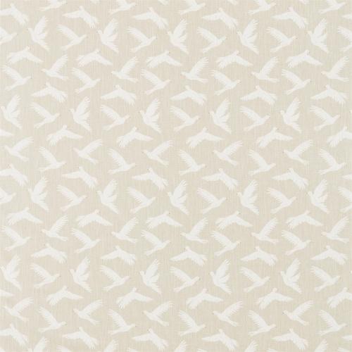 Sanderson Home Paper Doves Linen Fabric 226350
