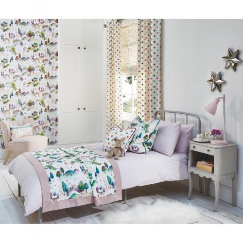 Prestigious Woodland Walk Candyfloss Fabric 8716/262