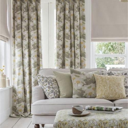 Studio G March Hare Linen Fabric F1190/01