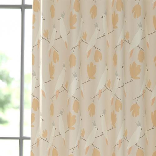 Scion Love Birds Blush Fabric 120887