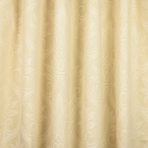 Gordon Smith Rufford Damask Linen Fabric