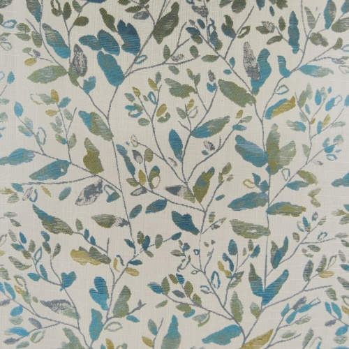 Voyage Misley Sea Thistle Curtain Fabric