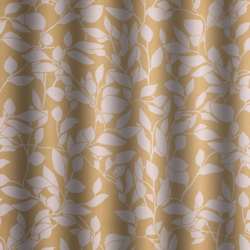 Gordon Smith Trail Soft Gold Curtain Fabric