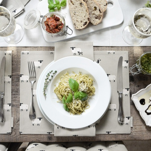Sophie Allport Sheep Fabric Placemats