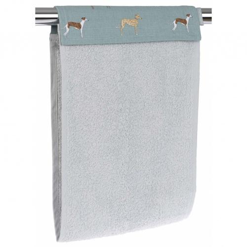Sophie Allport Speedy Dogs Roller Hand Towel