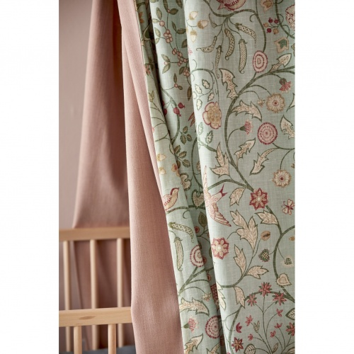 Morris & Co Newill Chintz Fabric 226589