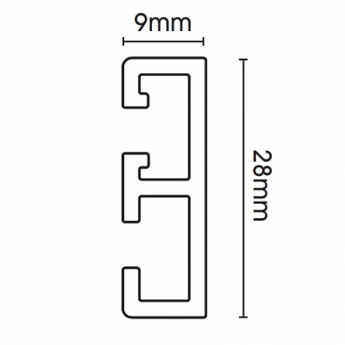 Swish Supreme Glide Track 175cm