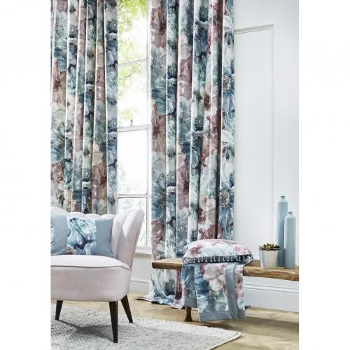 Prestigious Lani Hibiscus Fabric 8702/264