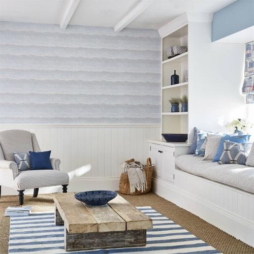Sanderson Home Ripley Nautical Wallpaper 216586