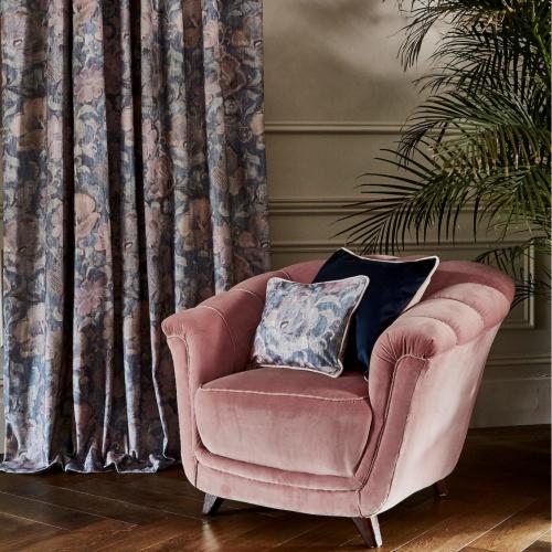 Prestigious Secret Amethyst Fabric 3859/807