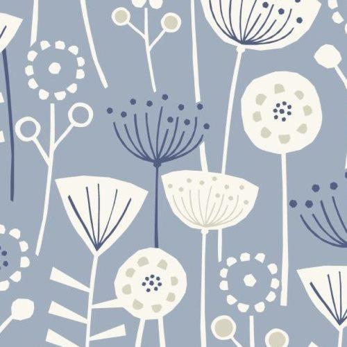 Fryett's Bergen Blue Fabric
