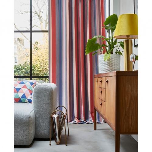Prestigious Twist Raspberry Fabric 3782/201